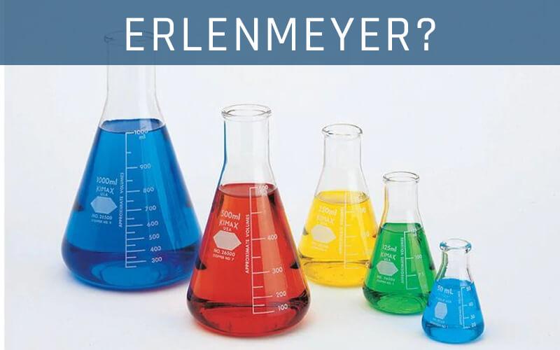 Labu Erelenmeyer dan Fungsinya