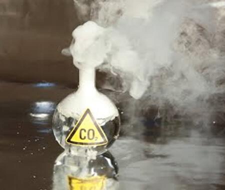 Munculnya Gas Pada Reaksi Kimia